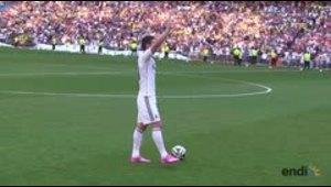 James Rodríguez se va del Real Madrid