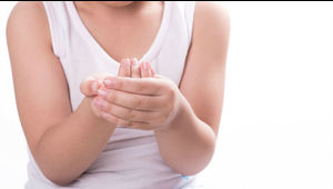Artritis juvenil, un riesgo latente para los niños
