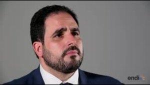 """Christian Sobrino asegura que defenderá """"los intereses de..."""
