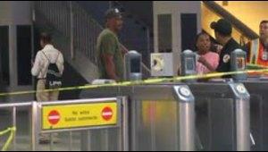 Intentan robar una ATM en una estación del Tren Urbano