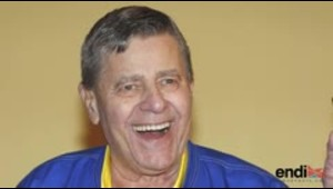 Murió leyenda de la comedia Jerry Lewis