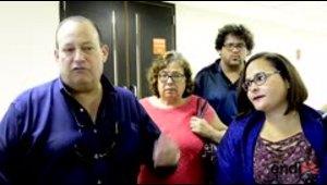 """Reacciona al asesinato de su padre Antonio Barceló: """"Al f..."""