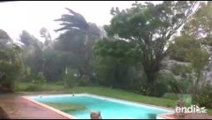 María alcanza la categoría máxima de un huracán