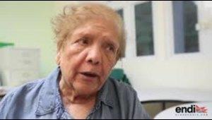 La novelista Evelyn Cruz se refugió y ahora narra su expe...