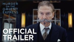 "Tráiler de la película ""Murder on the Orient Express"""