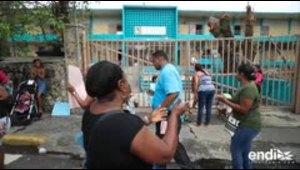 Comunidad de Barrio Obrero se une contra el cierre escolar