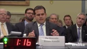 Congresistas le cambian el apellido al gobernador