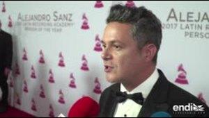 """""""Personalidad del Año"""" Alejandro Sanz"""