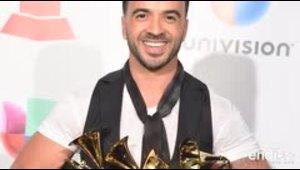 """""""Despacito"""" arrasa en los Grammy Latino"""