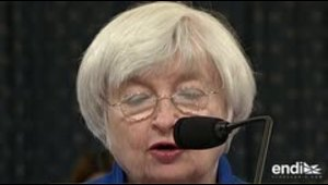 """Yellen """"muy preocupada"""" por creciente deuda de Estados Un..."""