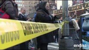 Alcalde de Nueva York confirma que el atentado fue uno te...