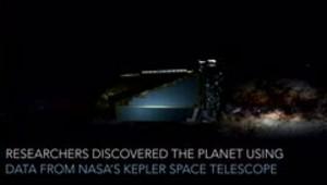 NASA descubre un sistema solar de ocho planetas como el n...