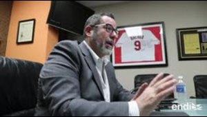 """""""Esto es un regalo que la Liga de Béisbol de Puerto Rico ..."""