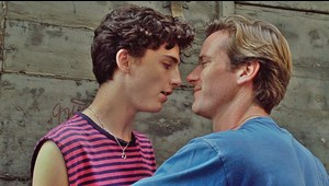 "La pasión detrás de una escena de ""Call Me by Your Name"""