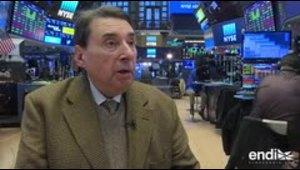 Wall Street se encuentra en alza tras la elección de Dona...