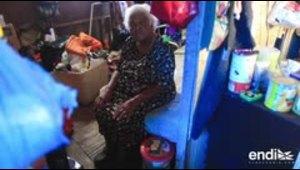 Madre e hija de Fajardo viven en condiciones infrahumanas