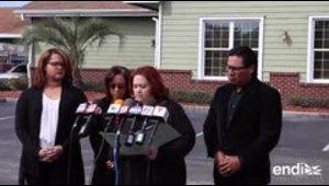 Familia de joven asesinada en Florida habla por primera vez