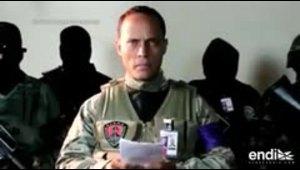 El piloto rebelde Óscar Pérez es enterrado sin el aval de sus familiares