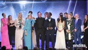 Los favoritos de los Oscar ganan en los SAG Awards