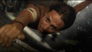 """Mira el nuevo tráiler promocional de """"Tomb Raider"""""""