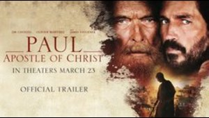 "Trailer de la película ""Paul, Apostle of Christ"""