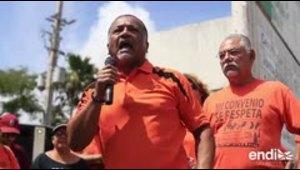 Se manifiestan los profesores y empleados de la UPR