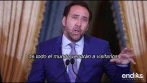 Nicolas Cage destaca la belleza puertorriqueña al llegar ...
