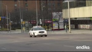 Conductor que atropelló a peatones en Toronto acusado de ...