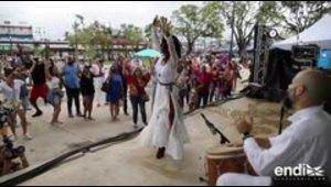 Celebran el primer Barrio Fest en Santurce