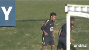 "Neymar evoluciona ""mejor de lo que esperábamos"""
