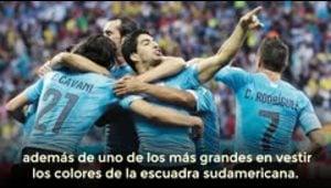 Estrellas del Mundial: Luis Suárez