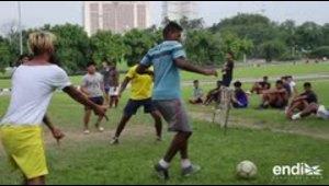 Cuba revive sus tiempos de gloria en el fútbol