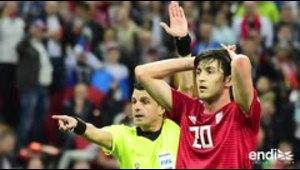 España vence a Irán por 1-0 y lidera junto a Portugal el ...