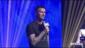 ¿Quién ganará la Copa Mundial? David Beckham da su pronós...
