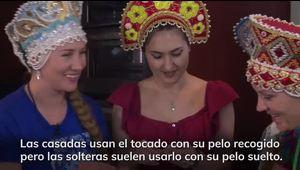 La tradición del kokoshnik