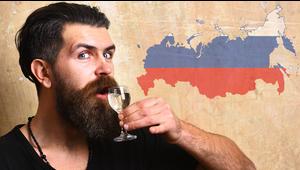 7 tradiciones rusas para beber vodka