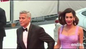 George Clooney enfrenta una serie de traumas al chocar un...