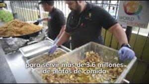 #ChefsForPuertoRico se transforma en Cucina 135