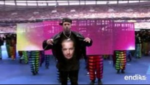 Nicky Jam lleva su música a la clausura mundialista
