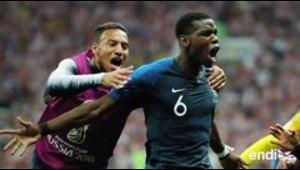 Francia levanta la Copa del Mundo tras vibrante final