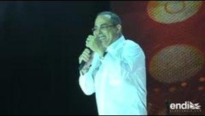 Gilberto Santa Rosa pone a gozar al público cubano