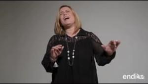 Así entona Carola Ausbury, una de las pocas cantantes de ...