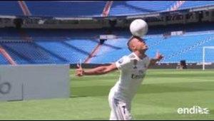 """El dorsal """"7"""" del Real Madrid tiene nuevo dueño"""