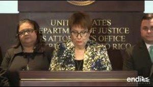 Los federales explican las acusaciones en contra del sena...