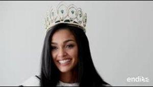 La nueva Miss Universe Puerto Rico les envía un mensaje a las mujeres