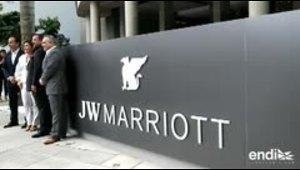 Marriott toma control de un hotel vinculado a Donald Trum...