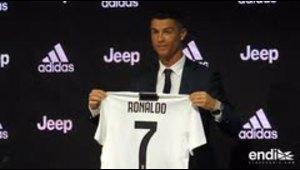La Juventus apoya a Cristiano Ronaldo pese a que fue acus...