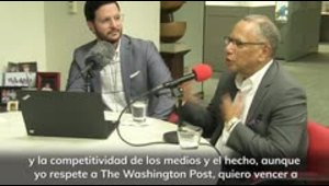 Episodio especial de podcast Entrelíneas: Trump, María y The New York Times.