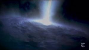 El misterio del monstruoso agujero negro en el espacio