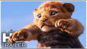 Estrena el primer adelanto de 'The Lion King'
